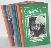 Cadence: the American review of jazz & blues: vol. 6, #1-12 [complete run of volume six]