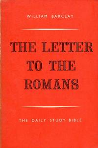 image of The Daily Study Bible : The Letter to the Romans