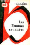 Les Femmes savantes: Comédie