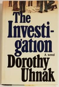 THE INVESTIGATION by  Dorothy Uhnak - First Edition / First Printing - 1977 - from Bert Babcock - Bookseller, LLC and Biblio.co.uk
