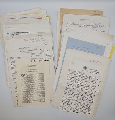 Archive of Working Material of...