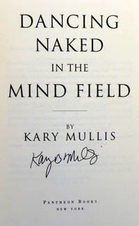 DANCING NAKED IN THE MIND FIELD  [SIGNED]