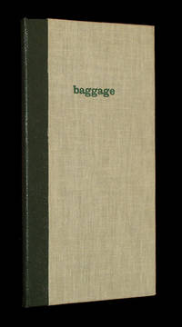 Baggage by  dh - Pseud. of David Hlynsky porter - Hardcover - 1974 - from A&D Books and Biblio.com