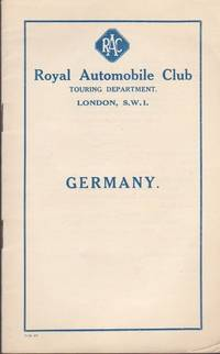 image of Royal Automobile Club Touring Department Germany