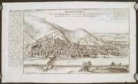 Heidelberg, Die Chur Pfaeltzische von der Frantzosischen...