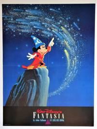 Walt Disney's FANTASIA; Promotional Poster