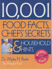 image of 10,001 Food Facts, Chefs' Secrets, and Household Hints