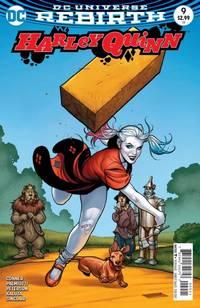 Harley Quinn #9 Cover B