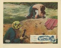 image of Beachhead [Beachhead] (Collection of 8 British front-of-house cards from the 1954 film)