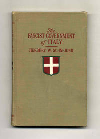 The Fascist Government of Italy