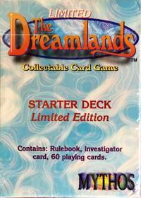 MYTHOS : The DREAMLANDS - STARTER DECK Limited Edition