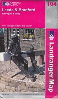 Leeds and Bradford, Harrogate and Ilkley (Landranger Maps) by Ordnance Survey - Paperback - from World of Books Ltd and Biblio.com