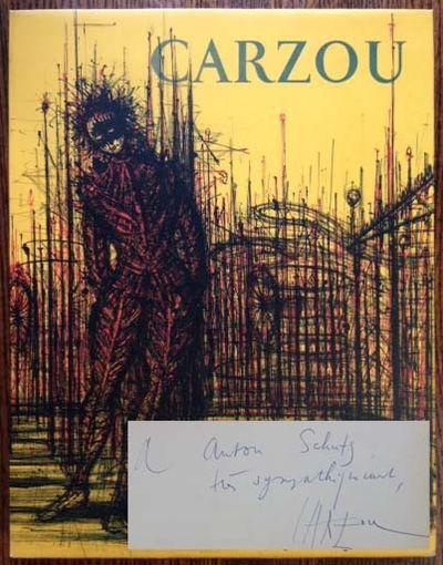 Paris: Andre Sauret, Editeur, 1959. 1st. Original Wraps. Collectible; Fine/Fine. WARMLY INSCRIBED BY...