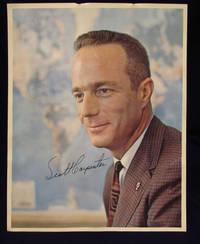 Signed Photograph of Scott Carpenter