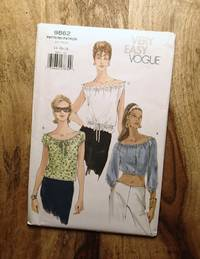 image of Vogue Sewing Pattern: 9862: VERY EASY VOGUE: Sizes: 12-16-18