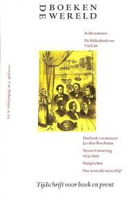 Het Boek Van Meester Jacobus Boschman