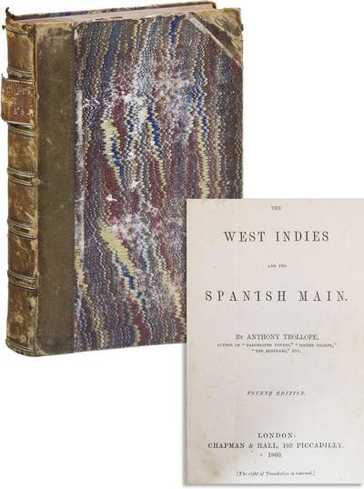 London: Chapman & Hall, 1860 . Fourth Edition. Small octavo (18.5cm.); contemporay half calf over ma...
