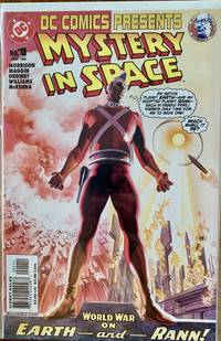 DC Comics Presents: Mystery in Space No. 1 (Adam Strange) by Grant Morrison; Tribute to Julie Schwartz [Preface] - 2004-01-01 - from Epilonian Books (SKU: 20191028012)