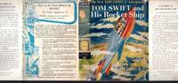 image of Tom Swift and His Rocket Ship  (#3 in Series) DUST JACKET ONLY