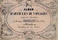 Album d'Articles de Voyages d'après les Modèles de Messieurs Godillot Père et Fils, Brèvetès Malletiers du Roi