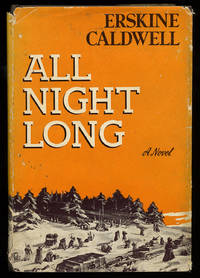 image of All Night Long: A Novel of Guerrilla Warfare in Russia