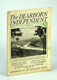 The Dearborn Independent - Chronicler of the Neglected Truth, November (Nov) 20, 1926 -  The Rise of Mustapha Kemal Pasha
