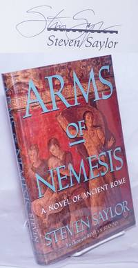 image of Arms of Nemesis: a novel of Ancient Rome [signed]