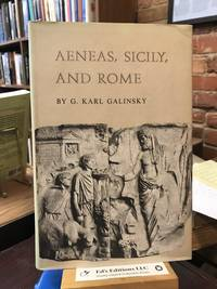 Aeneas, Sicily, and Rome (Princeton Monographs in Art and Archaeology)