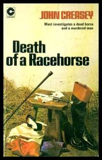 DEATH OF A RACEHORSE - A Roger West Mystery