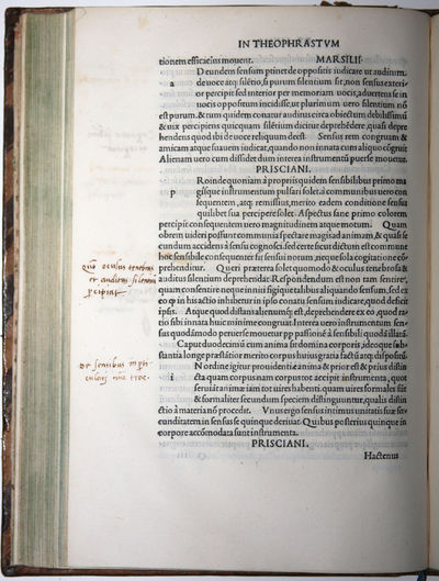 Venice: Aldus, 1497. First edition of a collection of Platonic theological texts by the 4th-century ...