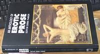 image of An Anthology of Erotic Prose