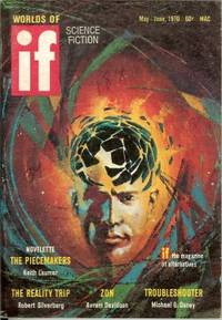 "IF Worlds of Science Fiction: May - June 1970 (""The Flying Sorcerers"")"