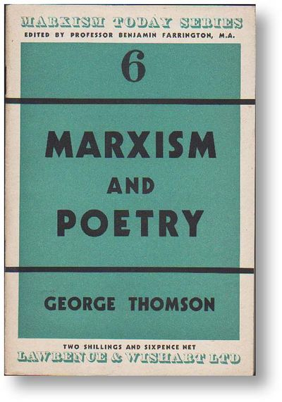London: Lawrence & Wishart, 1947. Second Printing. 12mo. Staple-bound pamphlet; printed paper wrappe...