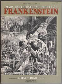 image of Mary Wollstonecraft Shelley's Frankenstein