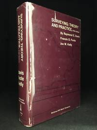 image of Surveying; Theory and Practice
