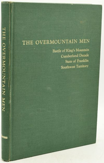 The Overmountain Press, 19970. Hard Cover. Very Good binding. Previous owner bookplate on the pasted...