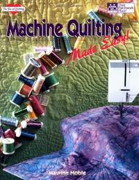 image of Machine Quilting Made Easy (Joy of Quilting)