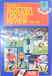 The Scottish Football League Review 1992-93