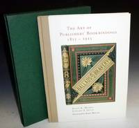 image of The Art of Publisher's Bookbindings 1815-1915 (one of Only 100 copies)
