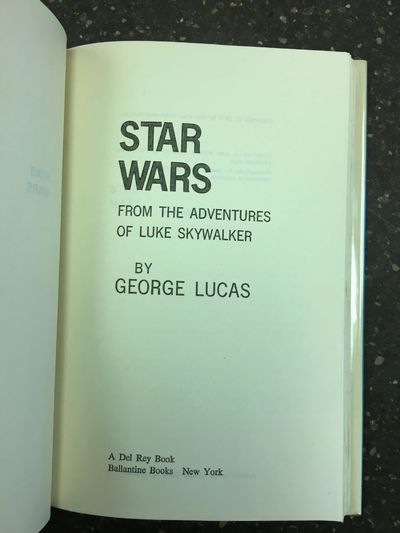 New York: Del Rey/Ballantine Books, 1976. First Edition. Hardcover. Octavo, 183 pages; VG/VG; spine ...
