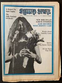 Rolling Stone (Issue #29, March 15th, 1969 -- Janis Joplin Cover)