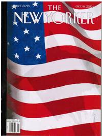 image of NEW YORKER: THE POLITICS ISSUE. COVER by FRANCOISE MOULY