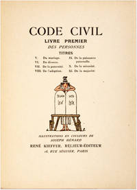 Code Civil: Livre Premier, Des Personnes, Titres V Du Mariage, VI...