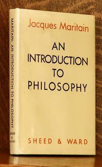 image of AN INTRODUCTION TO PHILOSOPHY
