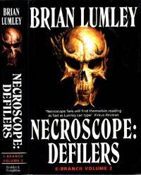 image of Necroscope: Defilers E-Branch Volume 2