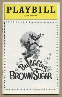 [Playbill]: Bubbling Brown Sugar