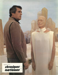 image of The Martian Chronicles [Chroniques Martiennes] (Collection of 16 original color French lobby cards from the 1980 French release of the 1980 US television miniseries)