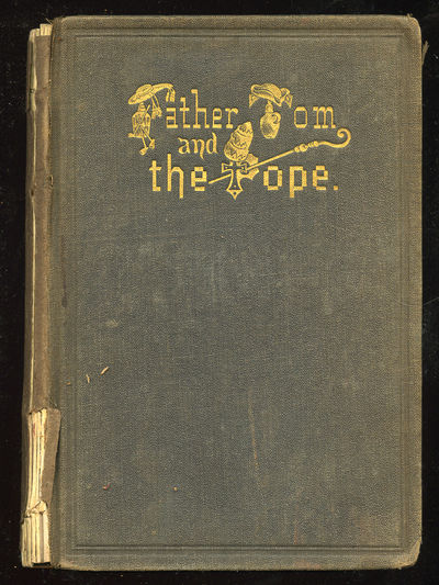 Philadelphia: T. B. Peterson & Brothers, 1879. Hardcover. Good. Reprint. Lacking the spine, cracked ...