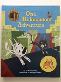 Disney Bolt   One Ridonculous Adventure