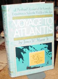 Voyage to Atlantis by  James W Mavor - Hardcover - Second Printing - 1969 - from Old Saratoga Books (SKU: 33578)